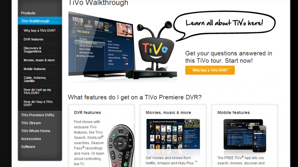 I'm With TiVo - $100 AMEX Gift Card Giveaway - Family Tech Zone