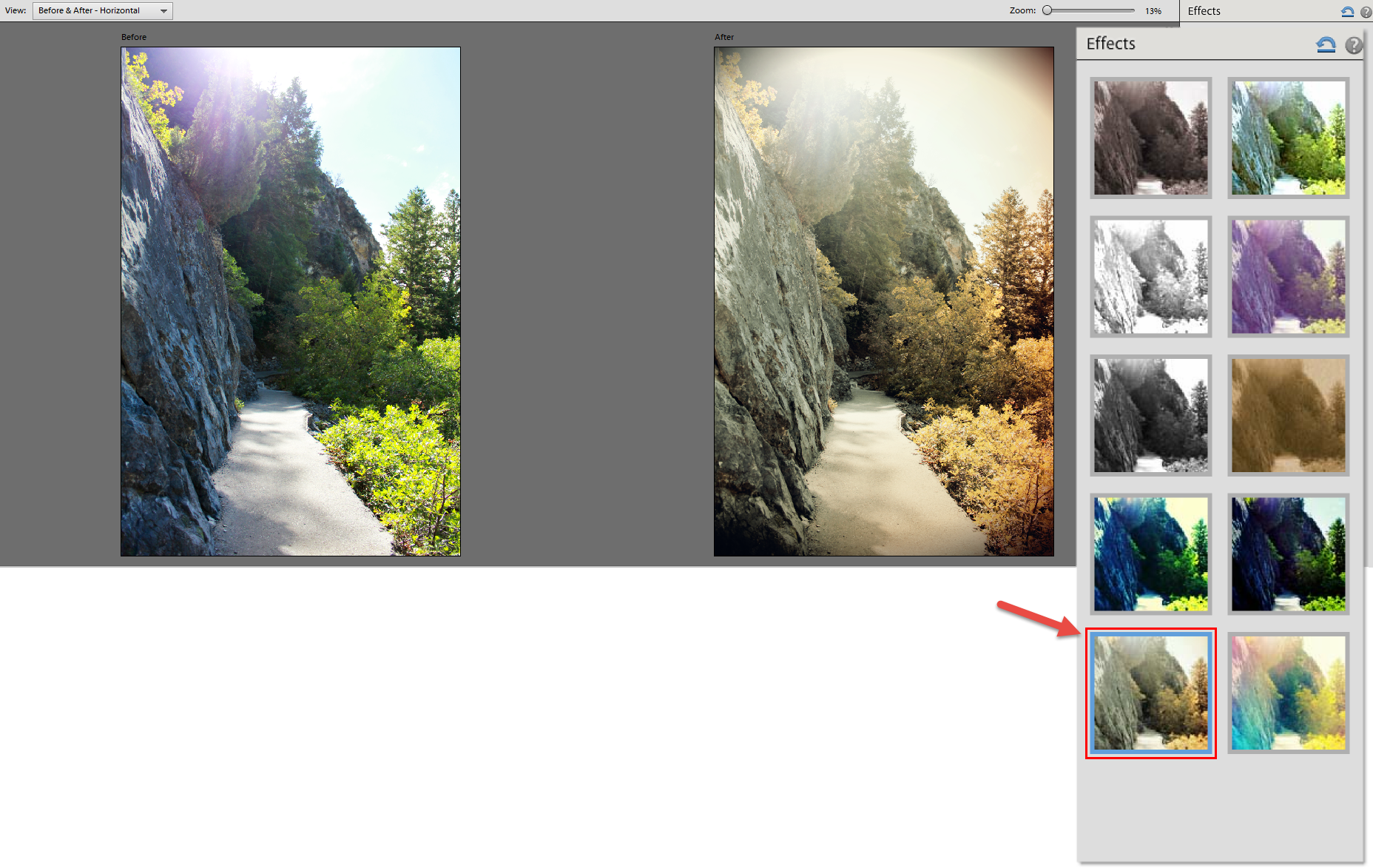 Give Your Photos Super Quick Effects and Textures in PSE 12