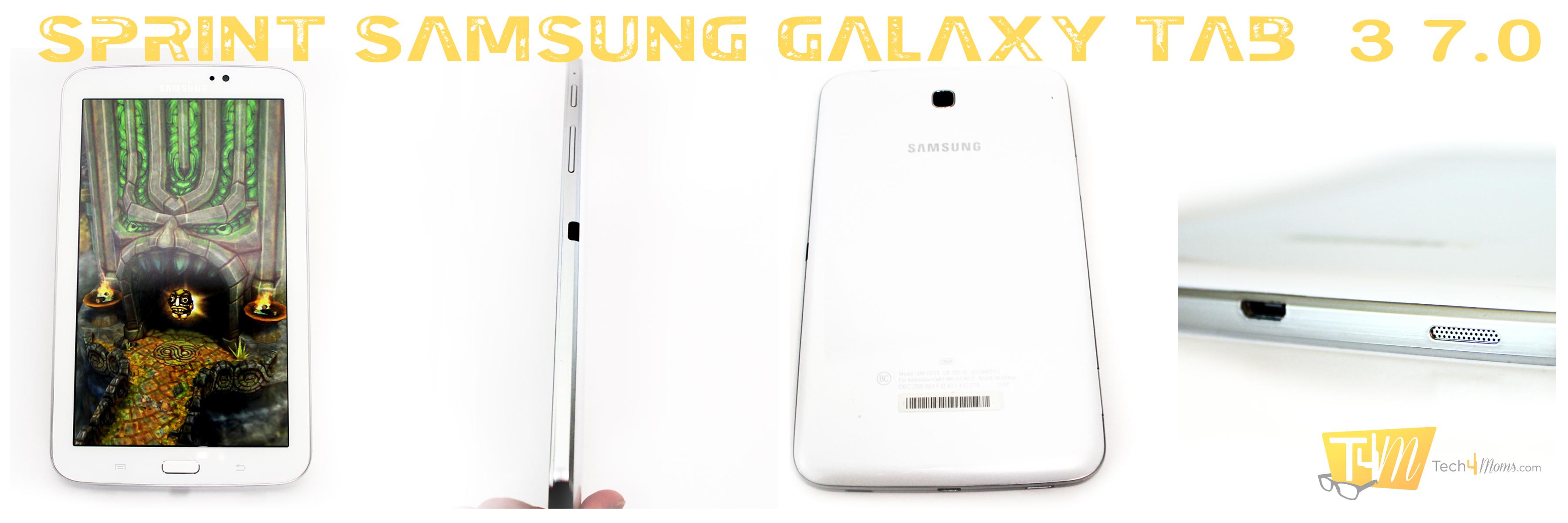 Sprint Samsung Galaxy Tab 3 7.0