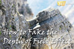How to Fake Depth of Field with Photoshop Elements 12