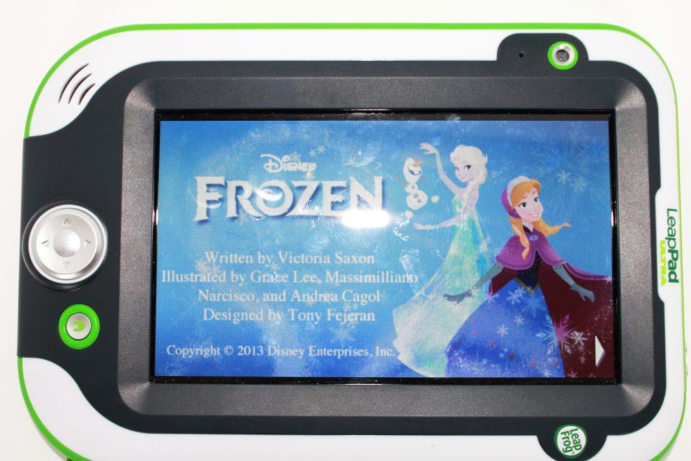 Frozen eBook Leap Frog