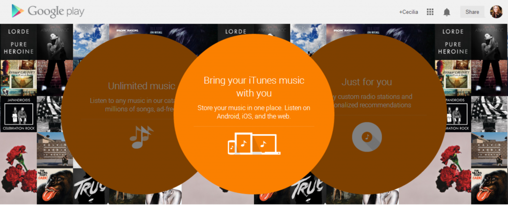how to take songs purchased on itunes off a device