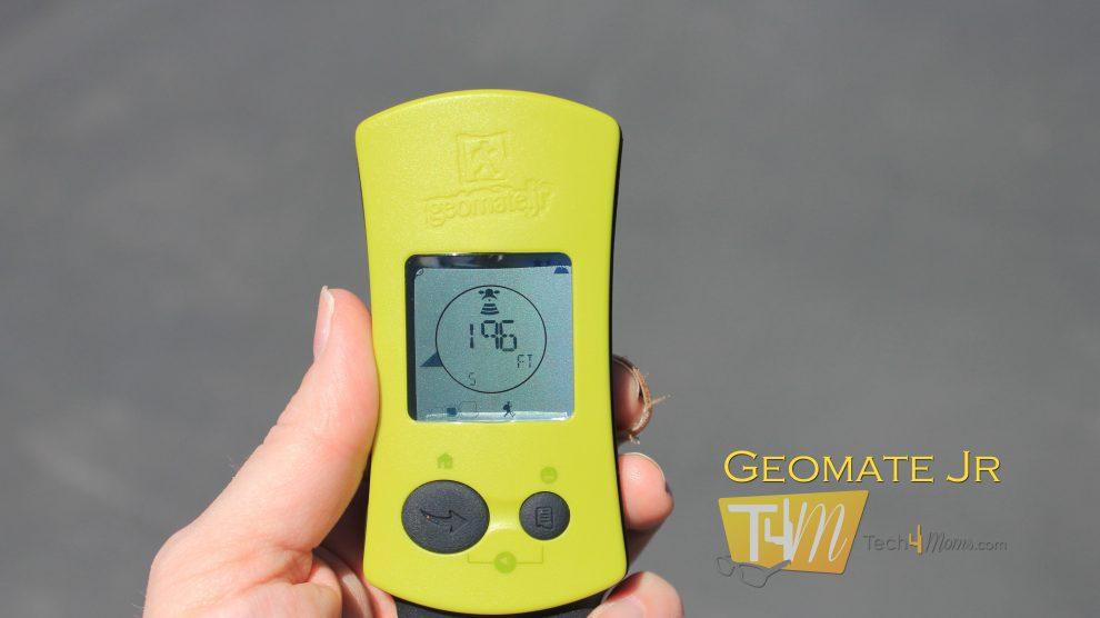 Geomate Jr 1