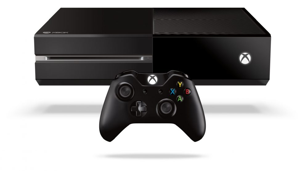 Xbox One_Console and Controller