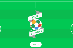 Kick With Chrome Start 1