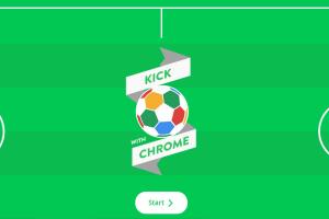 Kick With Chrome Start 1
