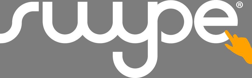 Swype_Logo_White_wOrange_Hand 2Swype_Logo_White_wOrange_Hand 2