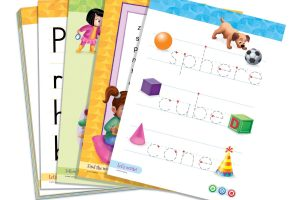 Get Ready for Kindergarten LeapReader Bundle