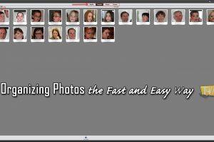 Organizing Photos Feature