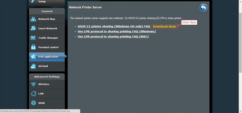 WiFi Printing Setup 4
