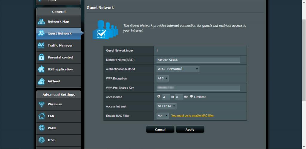 Guest Wifi Network 3