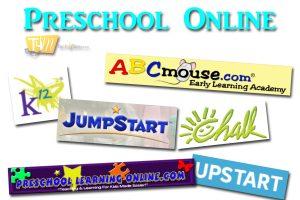 Preschool Online Feature