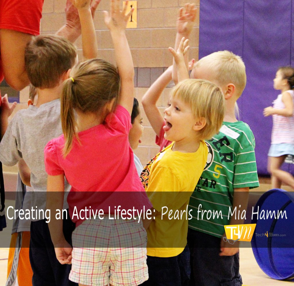 Active Kids Feature