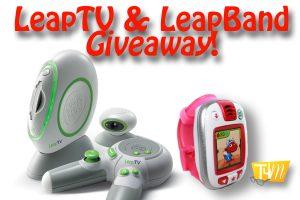 LeapTV LeapBand Graphic