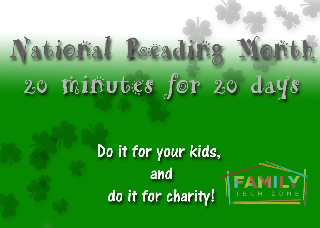 National Reading Month