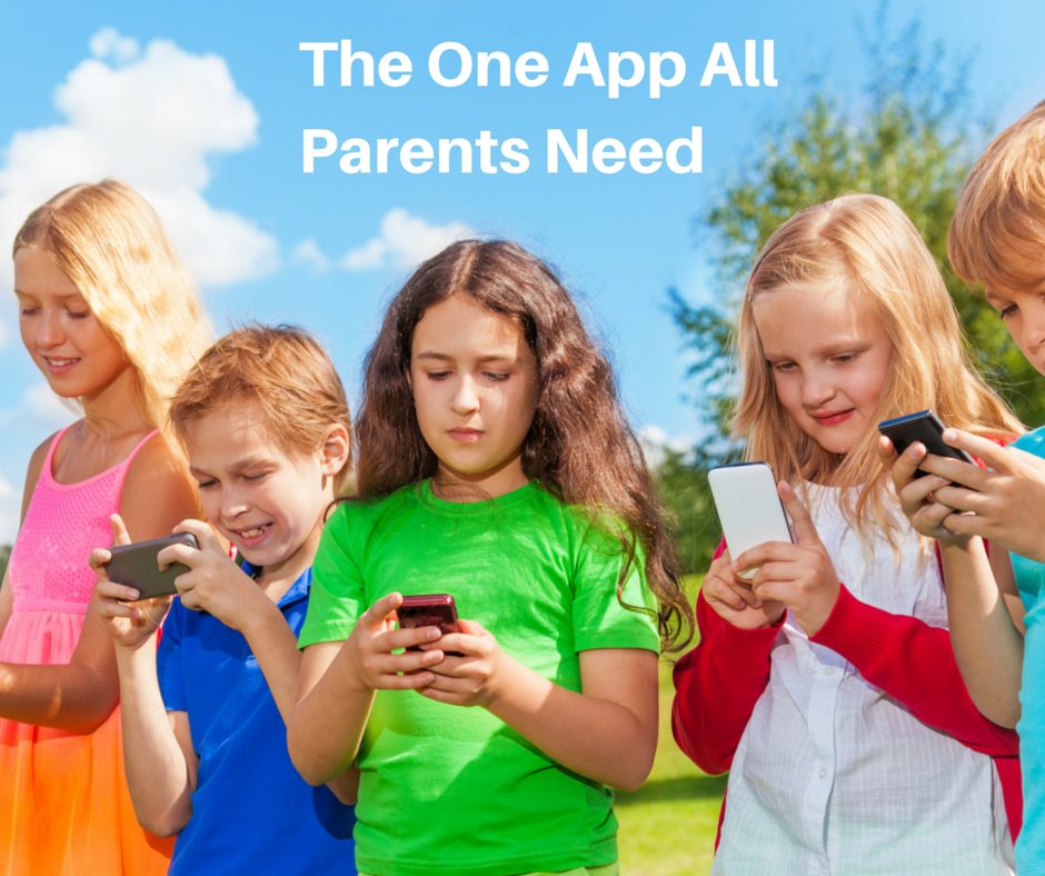 The One App All Parents Need