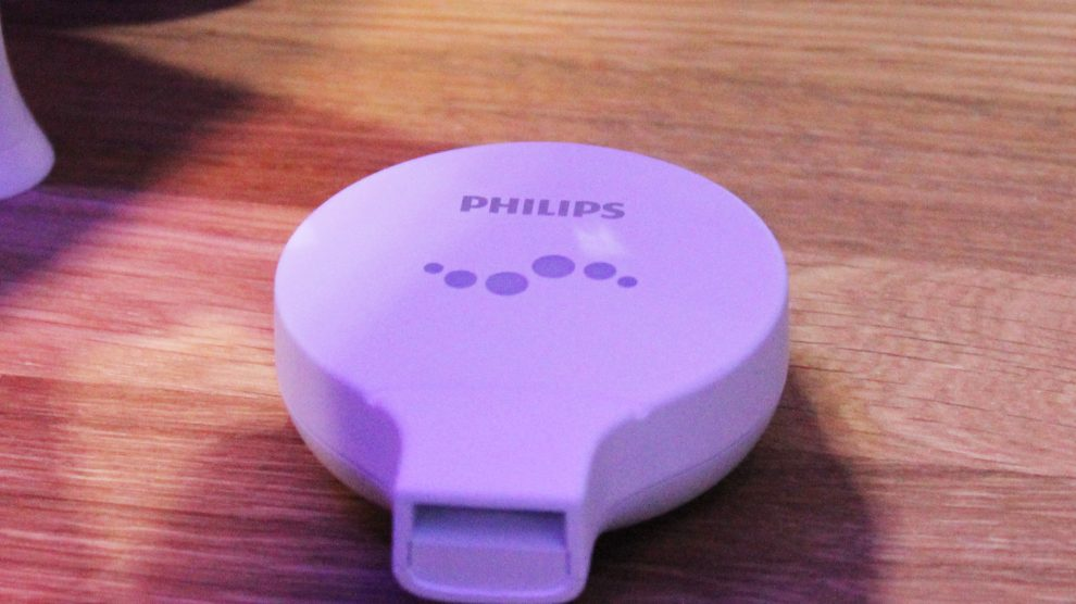 Philips Sonicare Bad Breath Detector