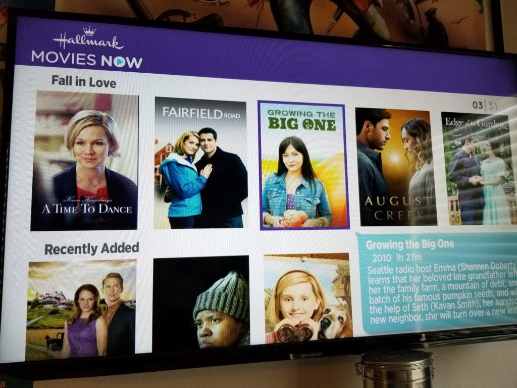 hallmark channel launches streaming service family tech zone