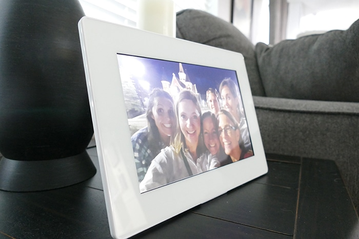 photospring digital photo frame review family tech zone - Electronic Picture Frame
