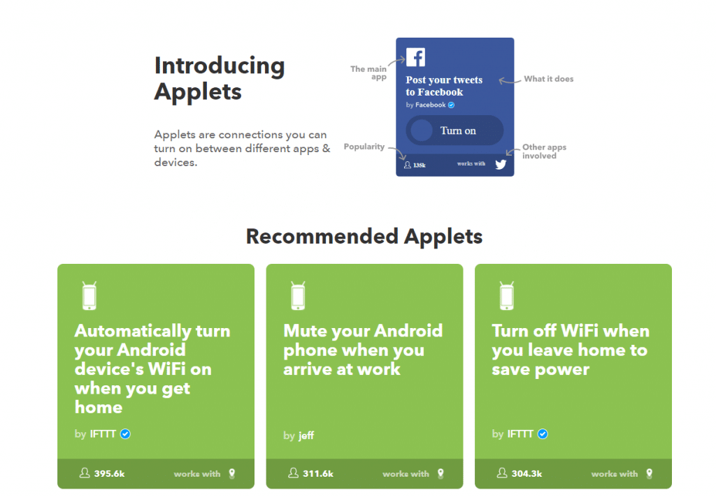 How to Use IFTTT to Automate Your Daily Tasks - Family Tech Zone