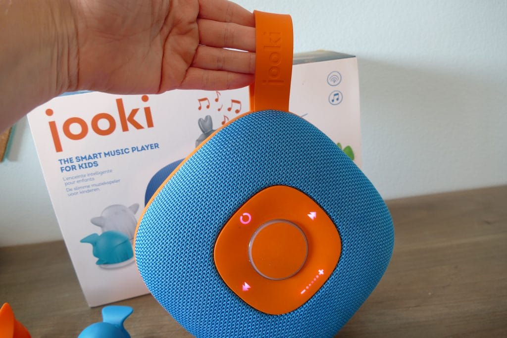 smart music player for kids