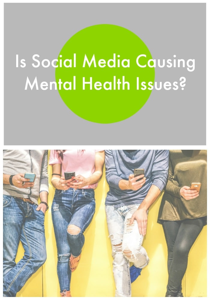 Is Social Media Causing Mental Health Issues?