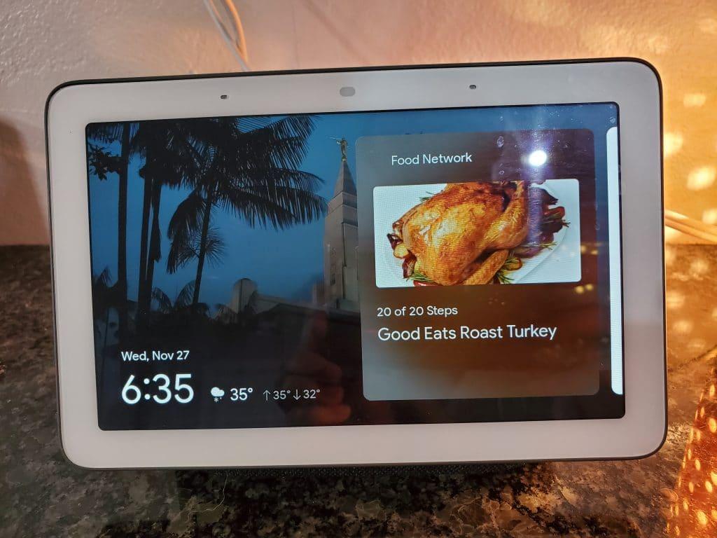 tech to help organize Thanksgiving