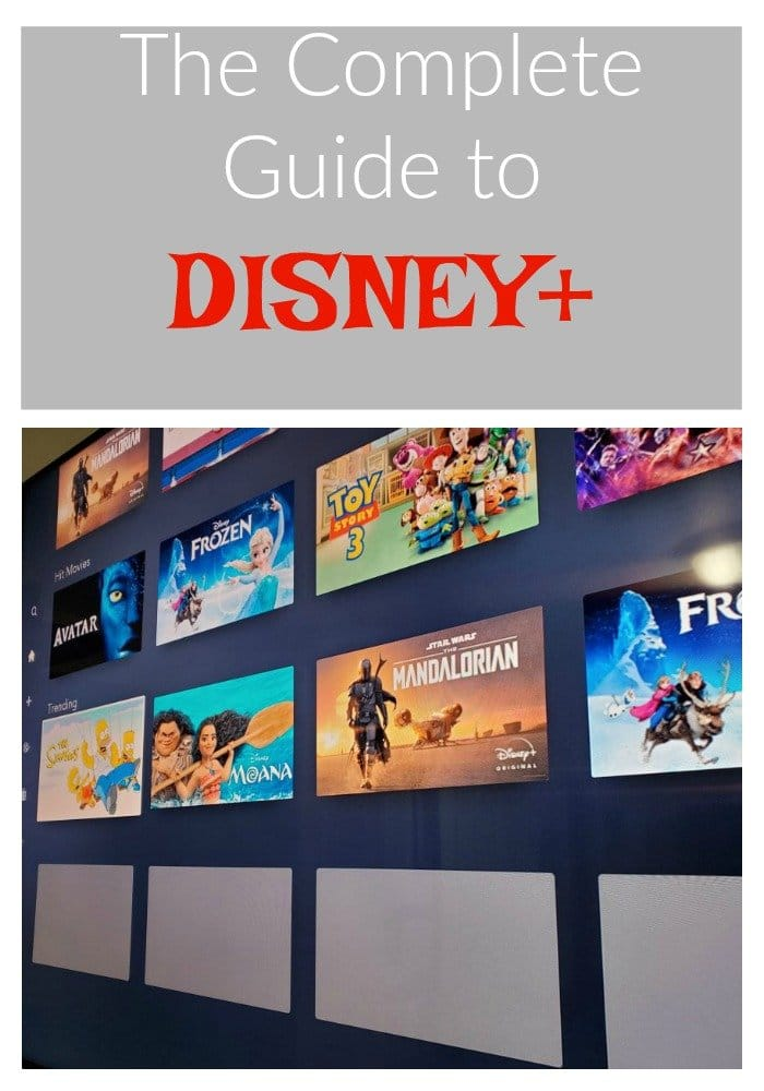 The Complete Guide to Disney+ --Family Tech Zone