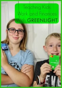 Teaching Kids Work and Finances with Greenlight