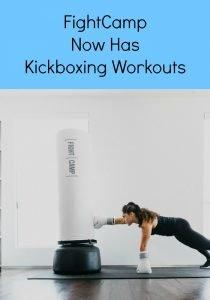 FightCamp kickboxing workouts