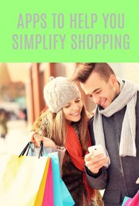 Apps to Help You Simplify Shopping