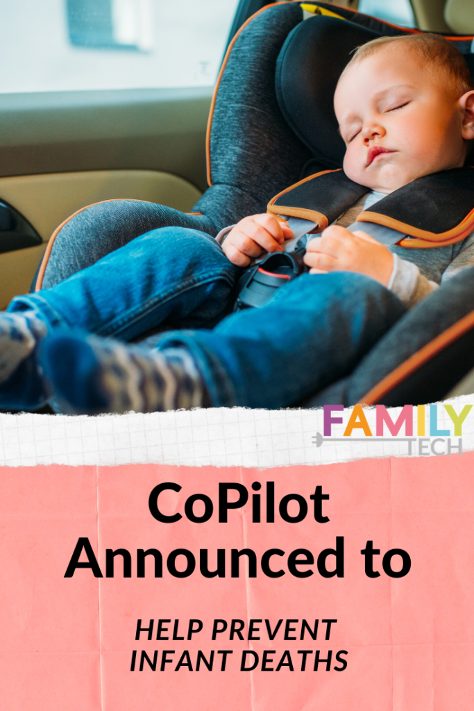 CoPilot Announced to Help Prevent Infant Deaths