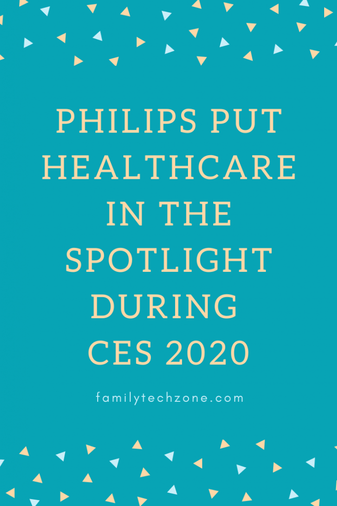 Philips Put Healthcare in the Spotlight During CES 2020