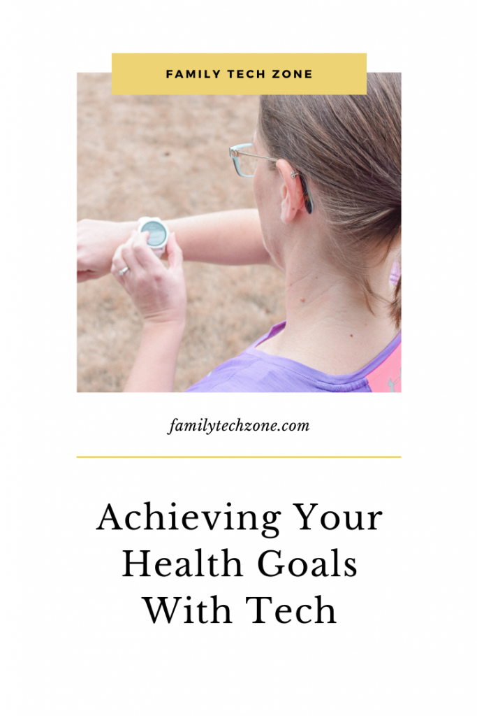Achieving Your Health Goals with Tech