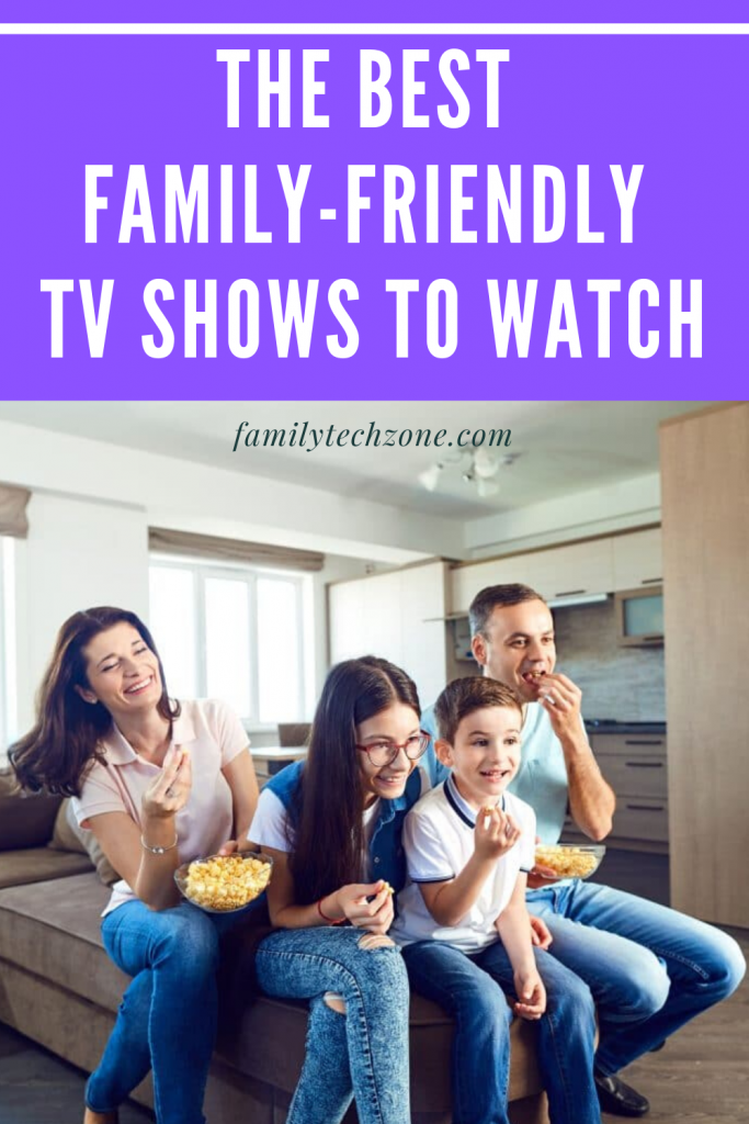 family-friendly TV shows